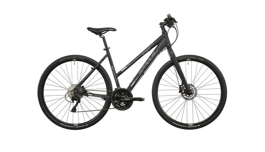 Serious Tenaya Hybrid Rower crossowy  czarny